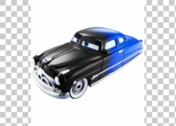 Doc Hudson Cars Lightning McQueen Pixar,汽车PNG剪贴画汽车,皮