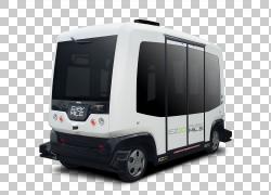 EasyMile EZ10 EasyMile SAS Bus Autonomous汽车,巴士PNG剪贴画