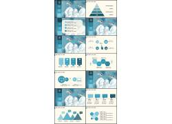 冠状病毒肺炎宣传PPT模板图片