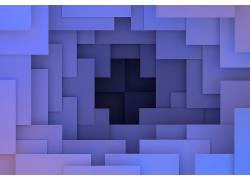 3D,给予,抽象,几何528922