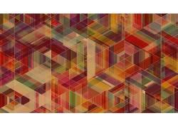 动漫,华美,对称,西蒙C.页,模式,抽象,几何40425