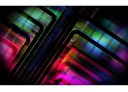 抽象,华美,线,形状,数字艺术61811