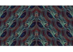 抽象,分形,模式,对称,数字艺术617265