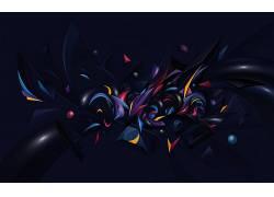 形状,数字艺术,抽象24403