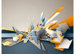 抽象,数字艺术,形状32236