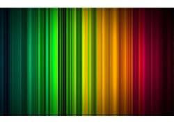 彩虹,华美,数字艺术,抽象36180