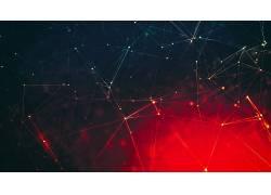 抽象,数字艺术,极简主义,简单的背景,3D摘要,线655725