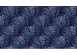抽象,分形,模式,数字艺术614455
