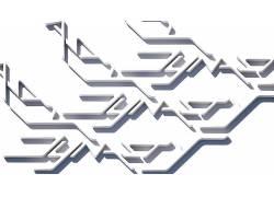 抽象,数字艺术,白色背景,艺术品225914