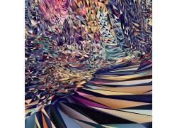 抽象,华美418115