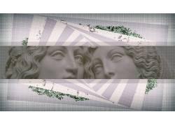 vaporwave,古典艺术,抽象686153