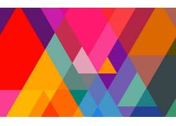 抽象,三角形,华美621993