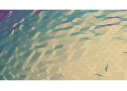 抽象,三角形,数字艺术118575