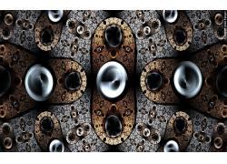 抽象,分形161842