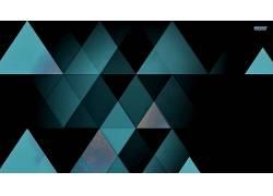 抽象,三角形,数字艺术92192