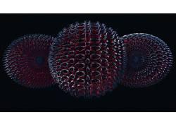 三维分形,给予,数字艺术,抽象427793