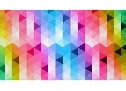 抽象,三角形427364
