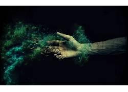 手,抽象,纹,数字艺术,照片处理,编辑,摄影,幻想艺术231264