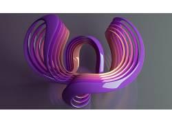 抽象,3D,Photoshop中,形状,数字艺术,给予107152图片