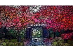 抽象,数字艺术,艺术品4921