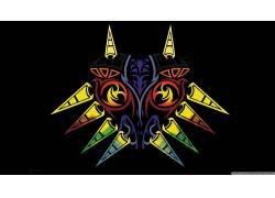 塞尔达传说,塞尔达传说:马若拉的面具,华美,视频游戏,抽象245921