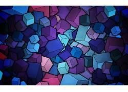 抽象,几何,立方体,数字艺术102302图片