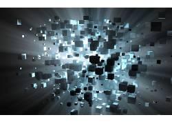 抽象,几何,立方体454107