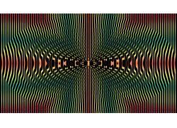 抽象,光学错觉45128