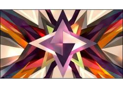 抽象,华美,几何,数字艺术102299