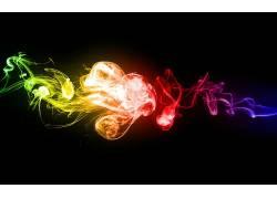 抽象,光谱,华美,whisp,抽烟134378