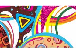 抽象,华美,几何447800
