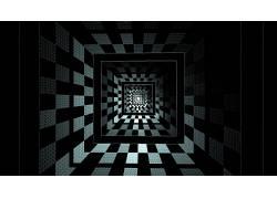 光学错觉,广场,抽象,几何40330