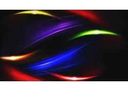 抽象,华美,形状,数字艺术,波浪线,泛着55176