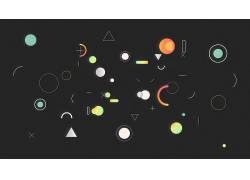 抽象,几何,形状,极简主义,灰色638707