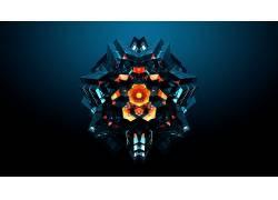 抽象,几何,数字艺术300178