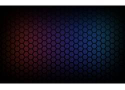 六边形,华美,模式,梯度,蜂窝,抽象,纹理,质地,数字艺术4285