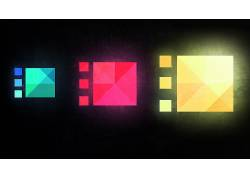 抽象,几何,数字艺术92966