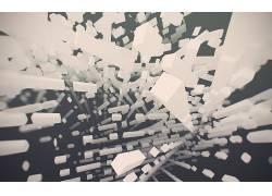 抽象,数字艺术,3D,几何149788