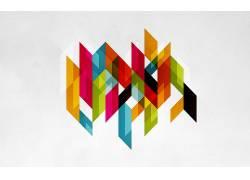 抽象,几何,极简主义,数字艺术87668