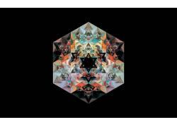 安迪吉尔摩,几何,数字艺术,抽象26672