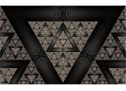 分形,抽象,三角形,几何,对称40377图片