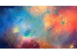 抽象,华美,数字艺术458659