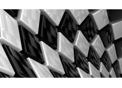 抽象,3D摘要,几何,数字艺术618594