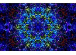 抽象,对称,分形,迷幻148233