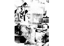 平面设计,数字艺术,肖像显示,垂直,白色,灰色,垃圾,抽象685366