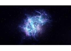 抽象,星云,太空艺术,数字艺术,宇宙13084