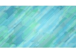 抽象,蓝色,六边形,艺术品248017