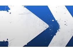 抽象,极简主义,简单,简单的背景,箭头,数字艺术,艺术品,箭头(设