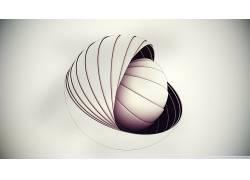 抽象,极简主义,艺术品347989