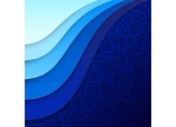 抽象,蓝色,质地673772